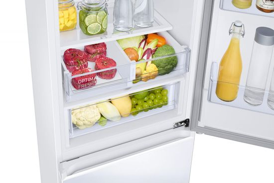 Samsung lednice RB36T675CWW/EF + 10 let záruka na kompresor