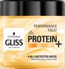 Gliss Kur Gliss Hair Repair maska za kosu, Miracle Nutrition Fueling, 400 ml