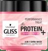Gliss Kur Gliss Hair Repair maska za kosu, Miracle Shine Enchancing, 400 ml