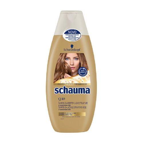 Schauma šampon Q10, 400 ml