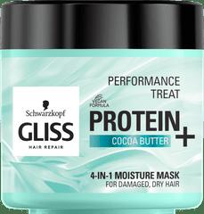 Gliss Kur Hair Repair maska za lase, Miracle Moisture Balancing, 400 ml