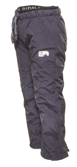 PIDILIDI Dětské zimní kalhoty s fleecovou podšívkou