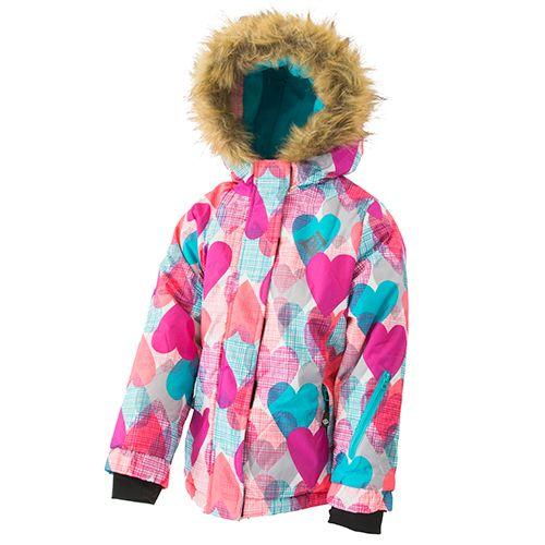 PIDILIDI dekliška smučarska bunda