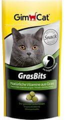 Gimpet Gimcat Tablety GrasBits s kočičí trávou 40 g