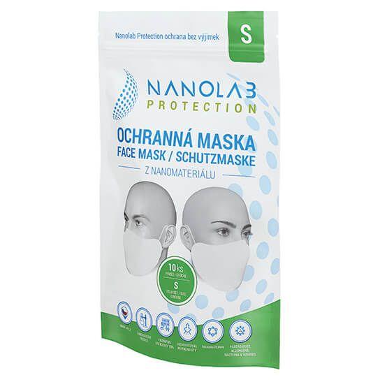 Nanolab Protection Ochranná nano rouška - Balení 10 ks - Velikost S