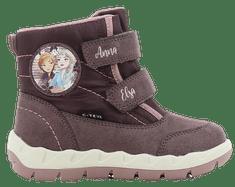 Leomil dekliški zimski škornji FR001297, 26, rjavi