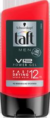 Taft V12 Power gel za lase, moški