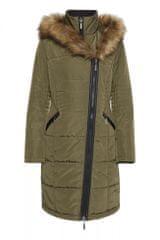 b.young dámský kabát Asi 20808447 34 zelená