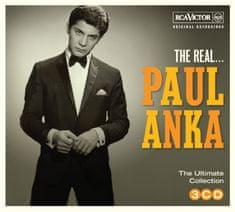 Anka Paul: Real...Paul Anka (3x CD) - CD