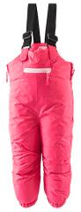 PIDILIDI Dievčenské zimné nohavice, 80, ružová