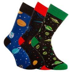 Bellinda 3PACK ponožky crazy vícebarevné (BE491004-306) - velikost M