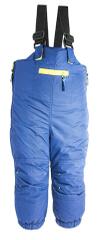 PIDILIDI Chlapčenské zimné nohavice, 80, modrá