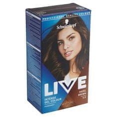 Schwarzkopf Live boja za kosu, 5.0 Hazel Brown