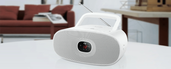 Muse MD-202 radio s CD predvajalnikom