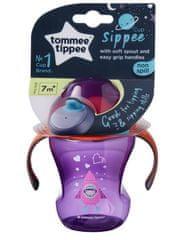 Tommee Tippee Netekoucí hrnek Sippee Cup 230ml 7m+ Pink