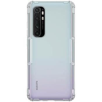 Nillkin Nature TPU Kryt pre Xiaomi Mi Note 10 Lite 2452374, sivá