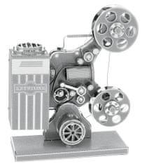 Metal Earth 3D puzzle Filmový projektor