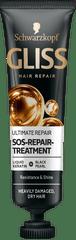 Gliss Kur Hair Repair Instant Therapy tretma za lase, Ultimate Repair, 20 ml