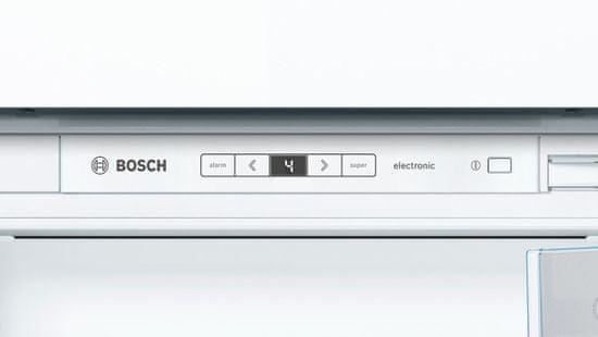 Bosch KIF51AFE0 vgradni hladilnik, bel