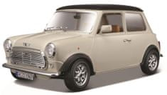 BBurago model 1:18 Mini Cooper (1969) beżowy