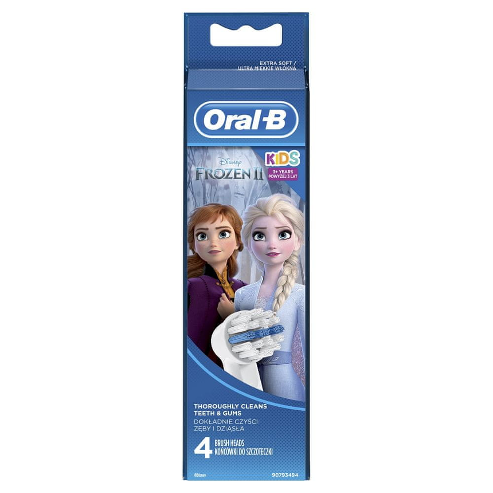 Oral-B Frozen 4 ks náhradní hlavice