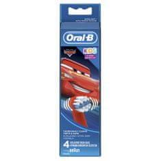 Oral-B nastavki za električno zobno ščetko EB-10-4 Kids Cars