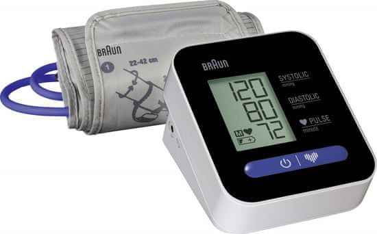 Braun merilnik tlaka BUA 5000, nadlaktni