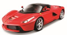 BBurago model Ferrari Signature series LaFerrari 1:18, rdeč