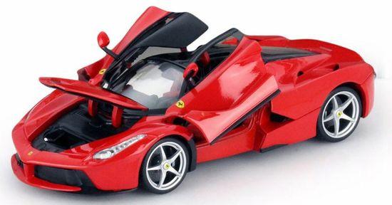 BBurago Model 1:18 Ferrari Signature series LaFerrari czerwony