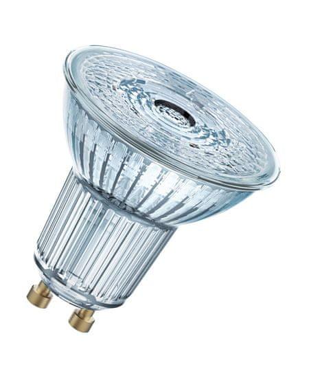 Osram LED BASE PAR16 50, nestmívatelné, 36° 4,3 W / 827, GU10, 5 ks