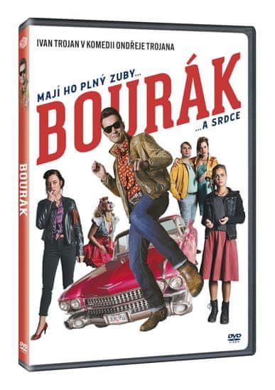 Bourák - DVD