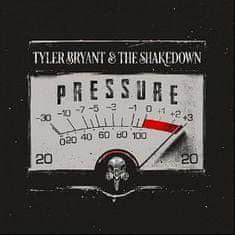 Bryant Tyler & The Shakedown: Pressure - CD
