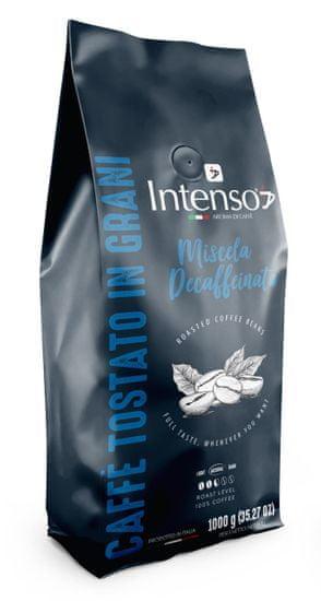 Intenso Decaffeinato bezkofeinowa kawa ziarnista 1kg