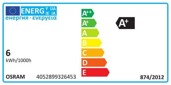 Osram LED VALUE CLB40, 5,5 W / 827 230 V FR, E14 - 10 KS