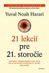 Harari Noah Yuval: 21 lekcií pre 21. storočie