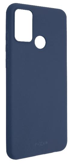 FIXED Zadný pogumovaný kryt Story pre Honor 9A, modrý FIXST-580-BL - rozbalené