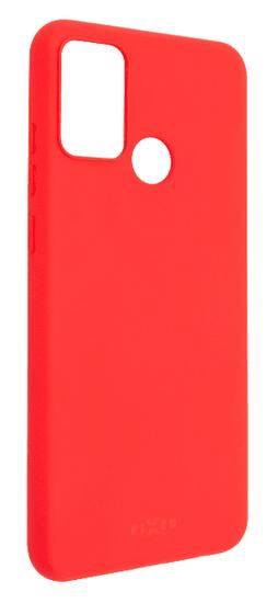 FIXED Zadní pogumovaný kryt Story pro Honor 9A, červený FIXST-580-RD