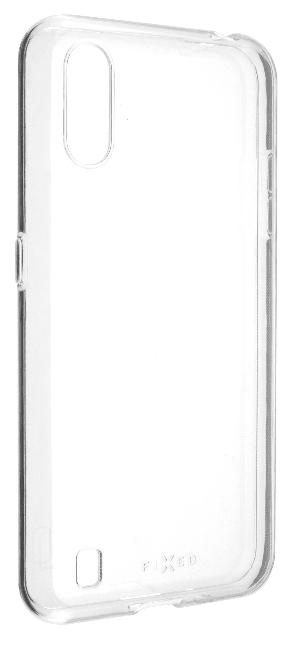 FIXED TPU gelové pouzdro pro Samsung Galaxy M01, čiré FIXTCC-570