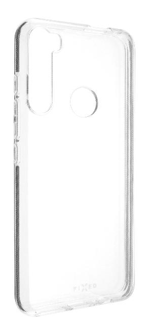 FIXED TPU gelové pouzdro pro Motorola One Fusion+, čiré FIXTCC-577