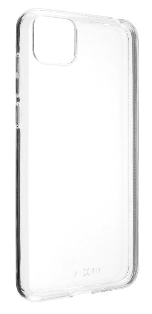 FIXED TPU gelové pouzdro pro Honor 9S, čiré FIXTCC-581