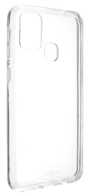 FIXED TPU gelové pouzdro pro Samsung Galaxy M31, čiré FIXTCC-582