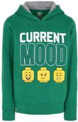 LEGO Wear fantovski pulover, 116, zelen