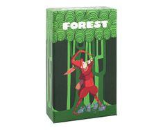 Helvetiq igra s kartami Forest