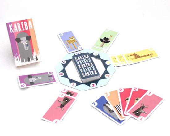 Helvetiq igra s kartami Kariba
