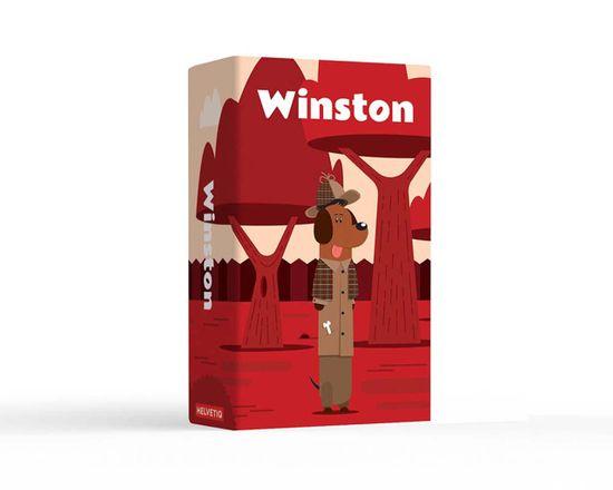 Helvetiq igra s kartami Winston