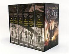 Clareová Cassandra: Nástroje smrti 1-6: Sága o lovcích stínů v dárkovém boxu