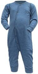 Devold chlapecký funkční overal BREEZE BABY SLEEPSUIT 68 modrá