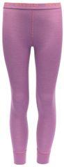 Devold Lány funkcionális leggings BREEZE KID LONG JOHNS, 92, rózsaszín