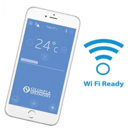 Olimpia Splendid Mobilní klimatizace Olimpia Splendid Dolceclima Air Pro 13 A+ WiFi