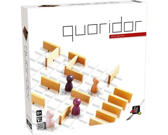 GIGAMIC družabna igra Quoridor